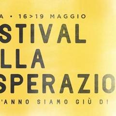 Copertina Festival della Disperazione