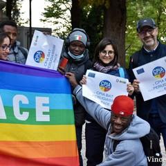 Anche Andria alla marcia della pace Perugia Assisi