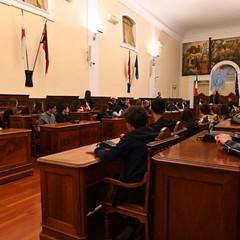 Iniziativa del Forum dei Giovani con gli studenti delle scuole superiori