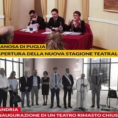 chiusura teatri ad Andria