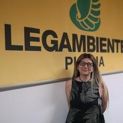 Daniela Salzedo direttrice Legambiente Puglia