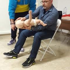 Corso di primo soccorso della Misericordia Andria