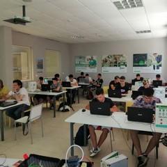 studenti dell'IPSIA Archimede