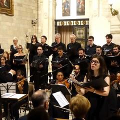 Eccezionale concerto per la festa onomastica del nostro Vescovo Mons. Luigi Mansi