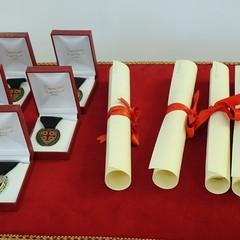 Chiusura dell'anno sociale dei Cavalieri dell'Ordine Equestre del Santo Sepolcro di Gerusalemme
