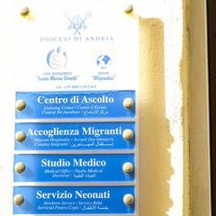 """Gli invisibili volontari della """"Casa Accoglienza Santa Maria Goretti"""" di Andria"""