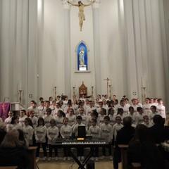 """Concerto di Natale del coro """"Cotugno in canto"""" presso la chiesa dell'Immacolata"""