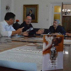 """La conferenza stampa di presentazione dell'iniziativa: """"Paesaggi umani e spirituali"""""""