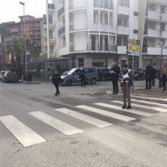 Sicurezza stradale al quartiere Europa