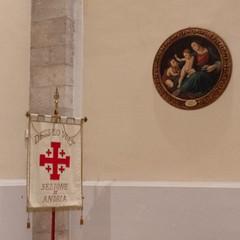 Mons. Mansi incontra Cavalieri e Dame dell'O.E.S.S.G.