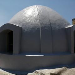 Esempio di applicazione di weberdry PUR su edificio storico a geometria complessa