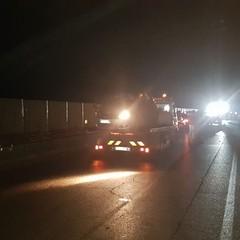 incidente stradale sulla sp 231