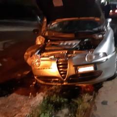 incidente stradale sulla provinciale per Trani