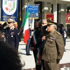 Cerimonia dell'Unione Nazionale Insigniti al Merito della Repubblica Italiana