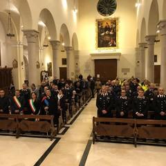 Carabinieri della Compagnia di Andria festeggiano la Virgo Fidelis