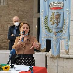 otto gli assessori della giunta comunale di Giovanna Bruno
