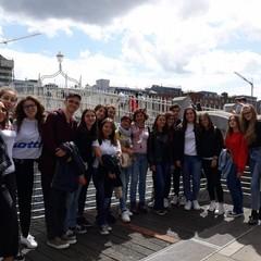 """Studenti del Liceo statale """"Carlo Troya"""" di Andria a Dublino"""