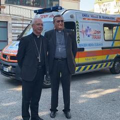 foto inaugurazione Misericordia di Elbasan