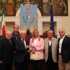 da sx: Fedele Di Bari, Matera, Lomuscio, Magliano, Sgaramella e Cafagna