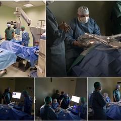 L'equipe medica del dottor Pasquale Attimonelli
