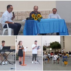 """Presentazione del libro """"La rinascita del vento"""" del prof. Giuseppe Volpe"""