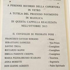 Cappella dell'Arciconfraternita Maria SS. Addolorata