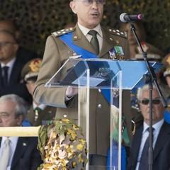 Il Capo di Stato Maggiore dellEsercito Generale di Corpo dArmata Danilo ERRICO