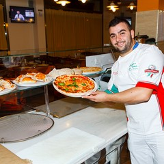 Riccardo Lotito, medaglia di bronzo al 17° Campionato Mondiale di Pizza Piccante