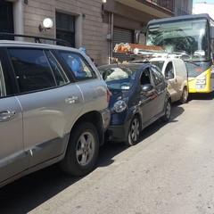 incidente stradale Andria
