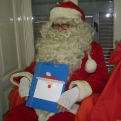 Babbo Natale arriva domenica al Museo Creattivo Laportablv
