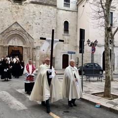 Processione dei Cavalieri e Dame dell'Ordine Equestre del S. Sepolcro