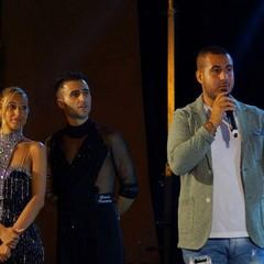 Nicola Civita una delle voci andriesi più belle  che ha emozionato il pubblico di Montegrosso