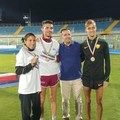 Atleti pugliesi ai Campionati Italiani Assoluti