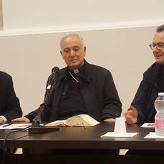 Mons. Luigi Mansi incontra l'Ordine Equestre S. Sepolcro di Gerusalemme per il nuovo anno sociale