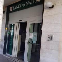 Tentativo di assalto al bancomat di via Don Riccardo Lotti