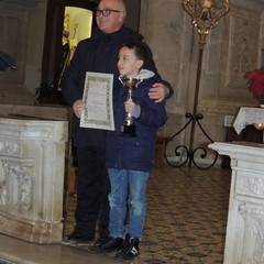"""Premiazione del concorso """"Lettera a Gesù Bambino"""""""