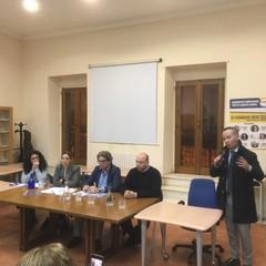 Incontro M5S sui lavori per la tratta ferroviaria Barletta-Bari
