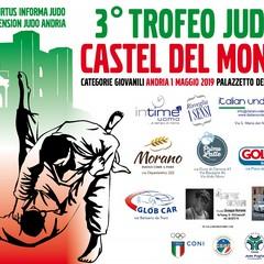 """3° trofeo """"Castel del Monte di judo"""""""