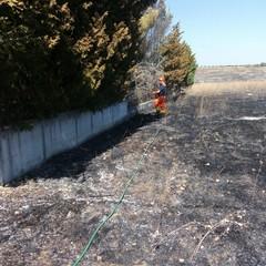 Continua la campagna antincendio boschivo 2019 da parte del Nucleo Volontari Città di Andria