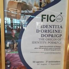 Il Consorzio Burrata di Andria IGP al FICO di Bologna