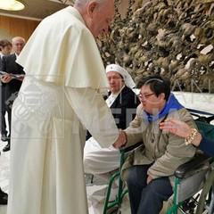 Incontro presso sala Paolo VI - Roma