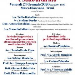 Convegno al Museo Diocesano di Trani