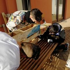 Gli studenti dell'IPSIA Archimede