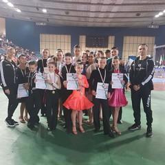 Grande successo per l'Associazione Dance Talent di Andria
