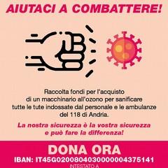 Coronavirus: l'UNITALSI in aiuto al 118