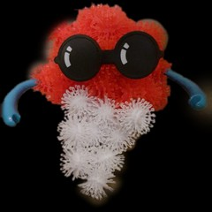 "Cartone animato ""Virus Corona"""