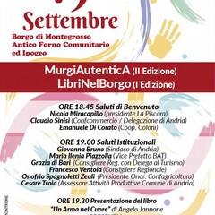 """Al borgo Montegrosso la II edizione di """" MurgiAutenticA"""""""