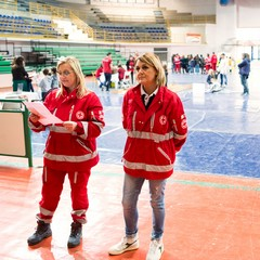 Ruolo attivo della Croce Rossa Italiana di Andria
