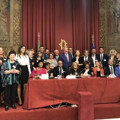 """il premio """"Vigna d'argento"""" a Michele Emiliano e Lino Banfi"""