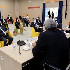 incontro Emiliano Gelmini assessori dirigenti JPG